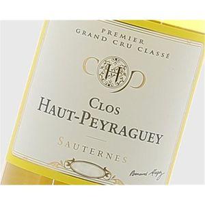 VIN BLANC Château Clos Haut Peyraguey - Sauternes 2012 1er C