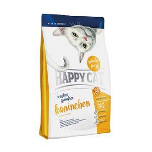 CROQUETTES Happy Cat Sensitive Rabbit Free Grain 1.4kg