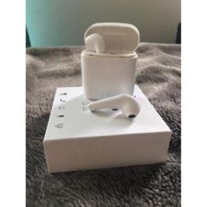 OREILLETTE BLUETOOTH  écouteurs sans fil avec microphone Micro casque B