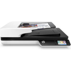 SCANNER HP INC Scanner Scanjet 4500 FN1 - A plat,A défile