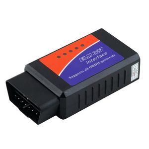 OUTIL DE DIAGNOSTIC Interface ELM327 BLUETOOTH - Valise Diag Auto OBD