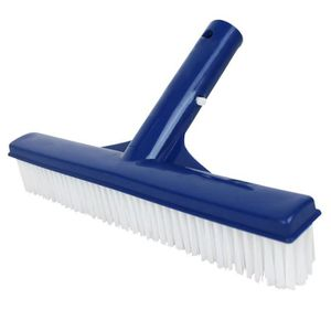 BALAI - BROSSE  Tête de brosse paroi 25 cm bleu pour piscine adapt