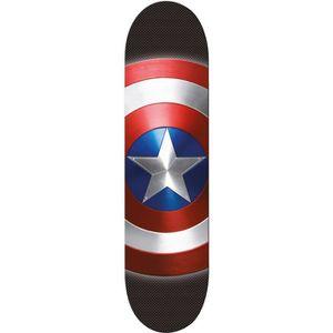 SKATEBOARD - LONGBOARD CAPTAIN AMERICA - Skate Board - Enfant - Garçon -