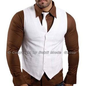COSTUME - TAILLEUR Gilet + Chemise + Cravate Homme ...