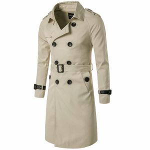 Imperméable - Trench Manteau homme-O19813M - trench homme - coupe vent