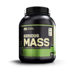 GAINER - PRISE DE MASSE OPTIMUM NUTRITION Pot Serious Mass Chocolat - 2,72