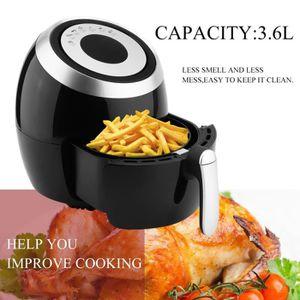 FRITEUSE ELECTRIQUE Friteuse sans huile air fryer 7 en 1 - 1400W - Max