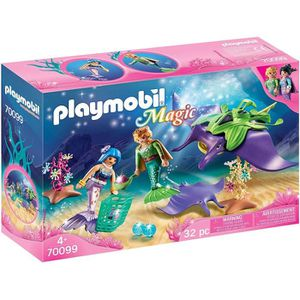 UNIVERS MINIATURE PLAYMOBIL 70099 - Magic Les Sirènes - Chercheurs d