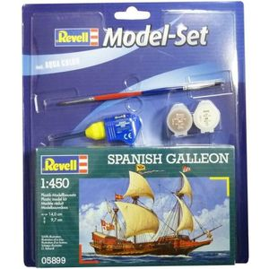 MAQUETTE DE BATEAU REVELL Model-Set Gallion Espagnol - Maquette
