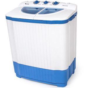 MINI LAVE-LINGE TECTAKE Mini machine à laver et à essorer jusqu'à