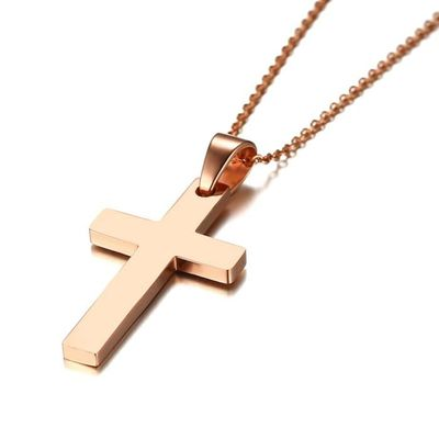 collier homme religion
