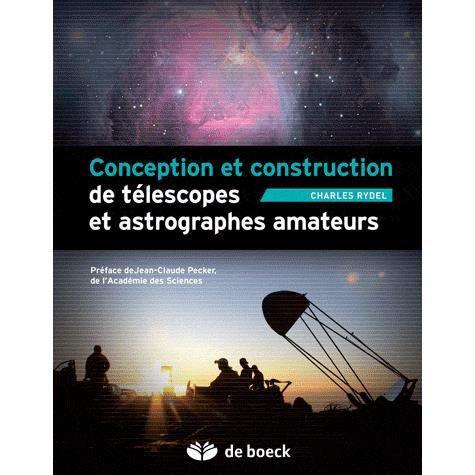 Conception et construction de télescopes et astrog