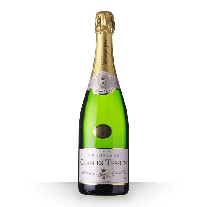 Charles Tession Brut 75cl Grand Cru - Champagne