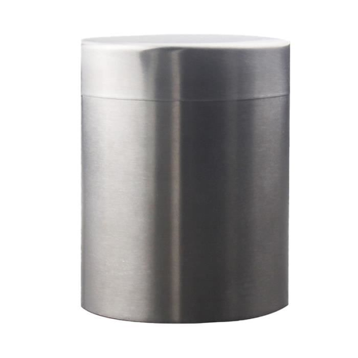 1 PC Tea Caddy Kitchen 400 ml Scellé Conteneur De Stockage Récipient Bidon pour Fruits Secs Grains Café INTERIOR CLADDING KIT