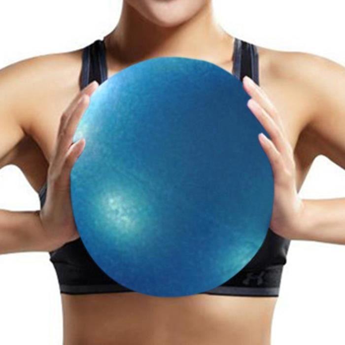 Balle De Massage De Yoga Bleu 25cm Exercice Pilates Balance Gymnastique Exercice Balles De Fitness