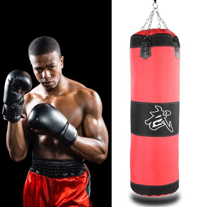 Sac de sable vide - Sac de frappe boxing sport fitness combat punching boxe