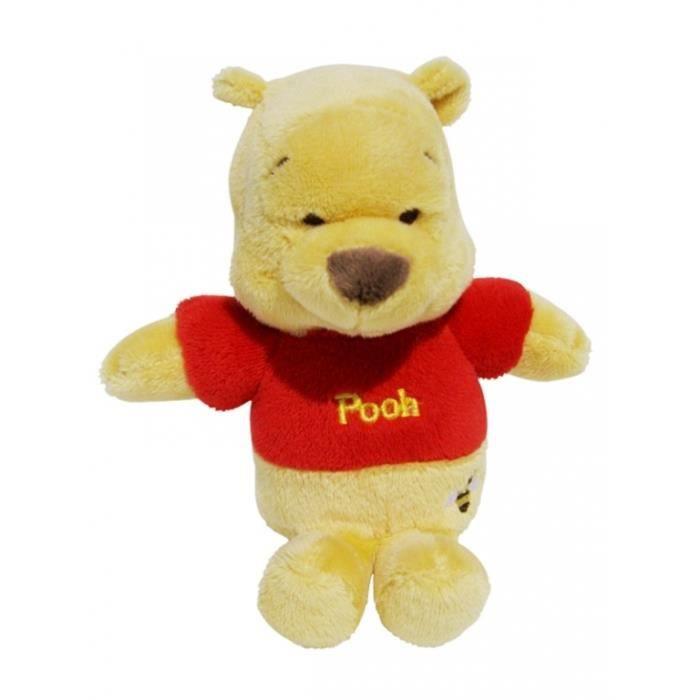 Peluchette Winnie Ourson Cute - 15 cm