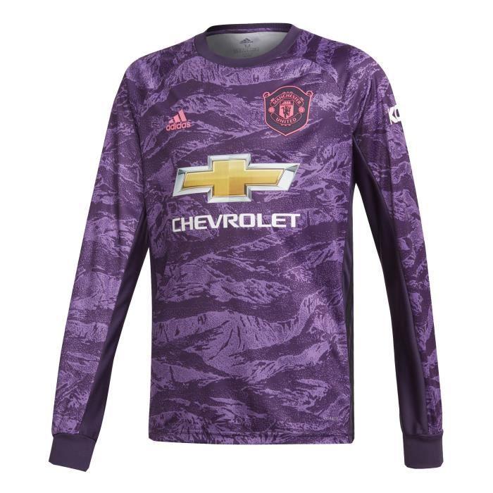 Maillot domicile junior Manchester United Goalkeeper 2019/20