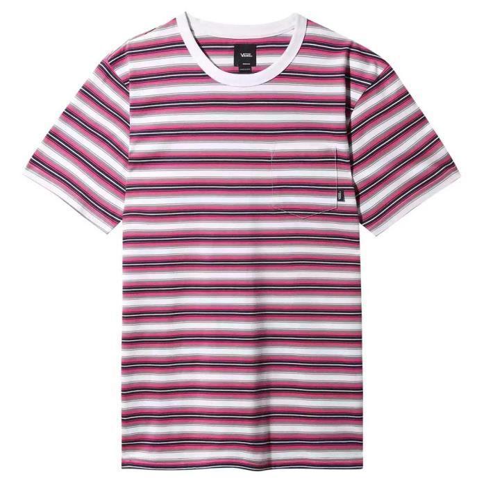 Vêtements Homme T-Shirts Vans Knollwood Stripe