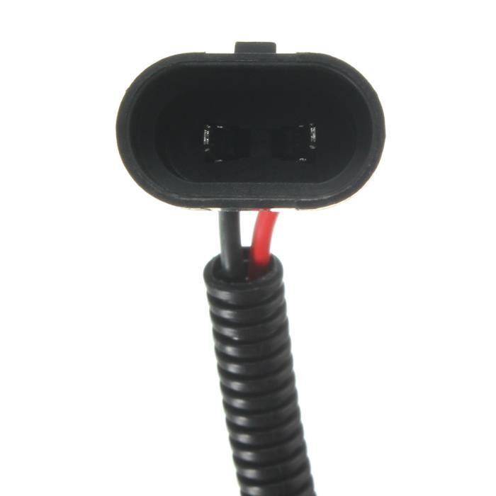 2x 9006 Pour H11 H8 Connecteur de câblage Prise phares antibrouillard Faisceau de conversion