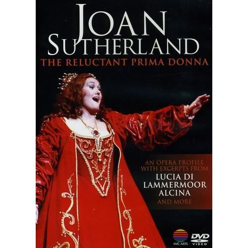 joan sutherland reluctant prima donna achat cd cd musique classique pas cher. Black Bedroom Furniture Sets. Home Design Ideas