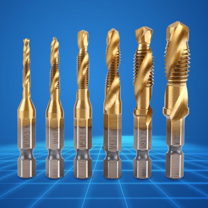 5 pcs m12 x 1,75 Remplacement filetage utilisation opérations Filetage Réparation