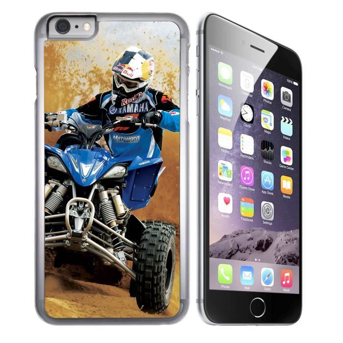 coque iphone 7 quad