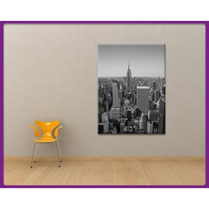 Bilderdepot24 impression sur toile new york city new for Tableau impression sur toile