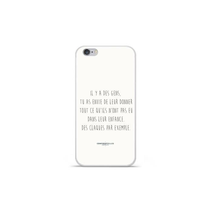 coque housse apple iphone 6 plus 6s plus en sili