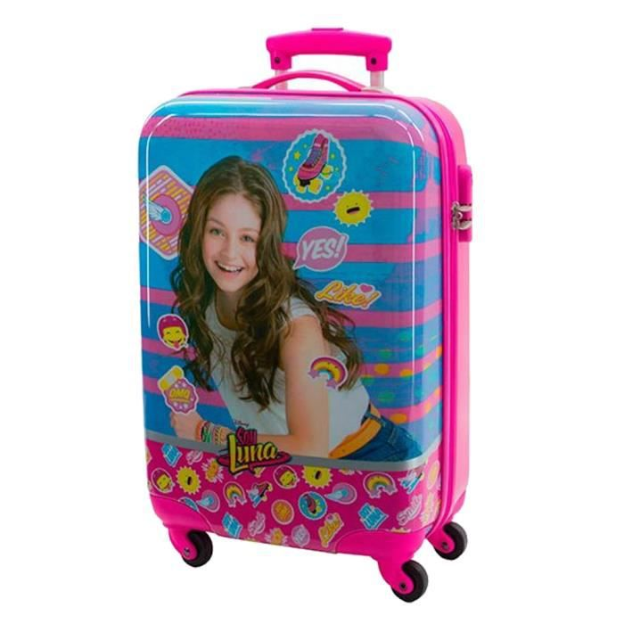 petite valise coque rigide soy luna achat vente valise. Black Bedroom Furniture Sets. Home Design Ideas