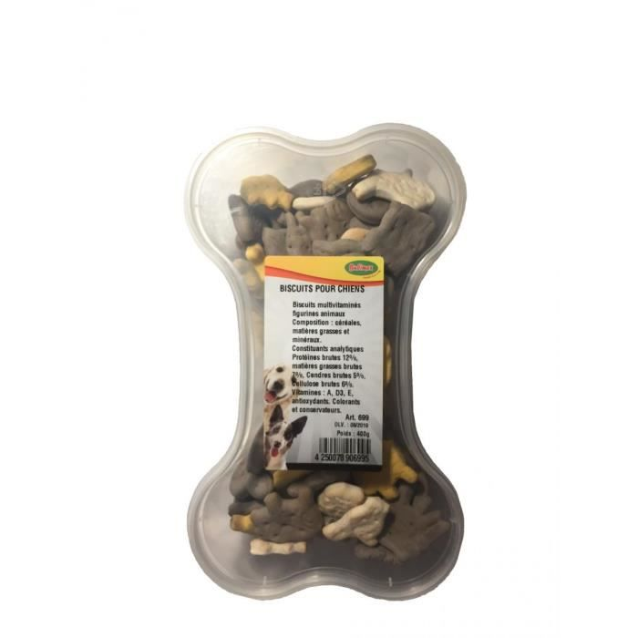 FRIANDISE Biscuits figurine animaux 400g