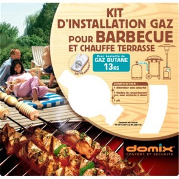 kit d installation raccordement barbecue boutei achat vente bouteille de gaz kit d. Black Bedroom Furniture Sets. Home Design Ideas