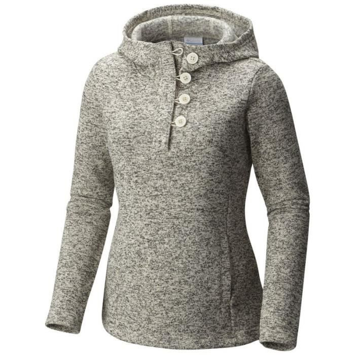 Pull à capuche Columbia Darling Days Pullover Hoodie (chalk Heather)