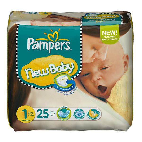 Couches pampers pas cher for Pampers couche piscine