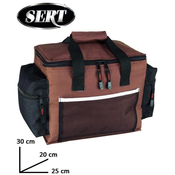 sac carry all sert isotherme grand modele achat vente boite de p che sac carry all sert. Black Bedroom Furniture Sets. Home Design Ideas