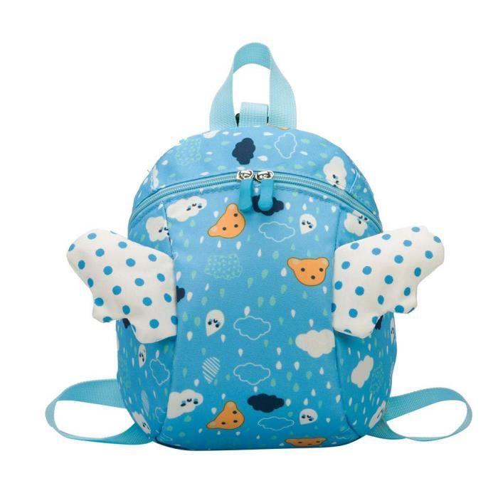 sac /à dos b/éb/é ou enfant id/éal pour la maternelle,creche ou la nounou en lin naturel et liberty betsy porcelaine