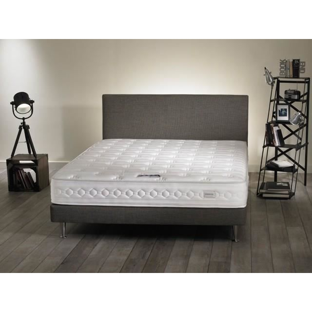 matelas 2 personnes ressorts simmons bridge 140x190 achat vente matelas cdiscount. Black Bedroom Furniture Sets. Home Design Ideas