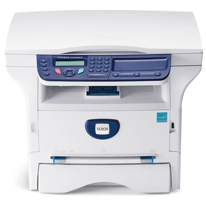 xerox phaser 3100mfp s photo imprimante scanner achat. Black Bedroom Furniture Sets. Home Design Ideas