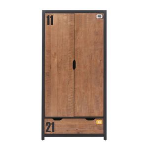 armoire adolescent achat vente armoire adolescent pas. Black Bedroom Furniture Sets. Home Design Ideas
