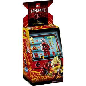 ASSEMBLAGE CONSTRUCTION LEGO® NINJAGO® 71714 Avatar Kai - Capsule Arcade