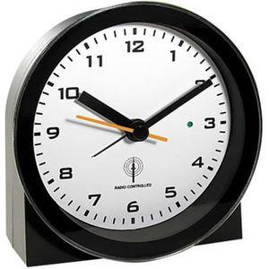 RÉVEIL SANS RADIO Horloge radio-pilotée avec fonction Réveil