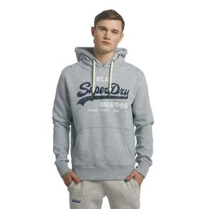 2b8f83d656ad7 PULL Superdry Homme Hauts // Sweat capuche Vintage Logo