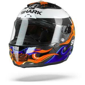 Couleur Ecran pour casque moto RACE-R//RACE-R PRO//SPEED-R SHARK Clair