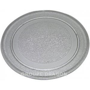 """Kenwood universel en verre pour micro-ondes plaque plat 245 mm 24,5 cm 9,5 /"""""""