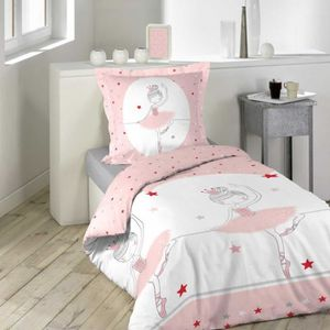 housse couette danseuse achat vente pas cher. Black Bedroom Furniture Sets. Home Design Ideas