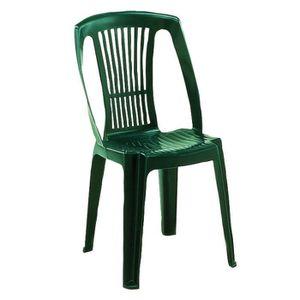 FAUTEUIL JARDIN  Chaise de jardin Stella - vert