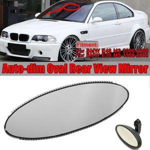 9 fils argent Droit O//S BMW E46 Aile Miroir coupé//cabriolet côté conducteur