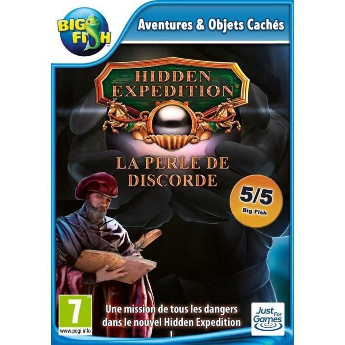 Hidden Expedition 14 - Le Perle de Discorde Jeu PC