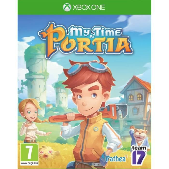 My time at Portia Jeu Xbox One