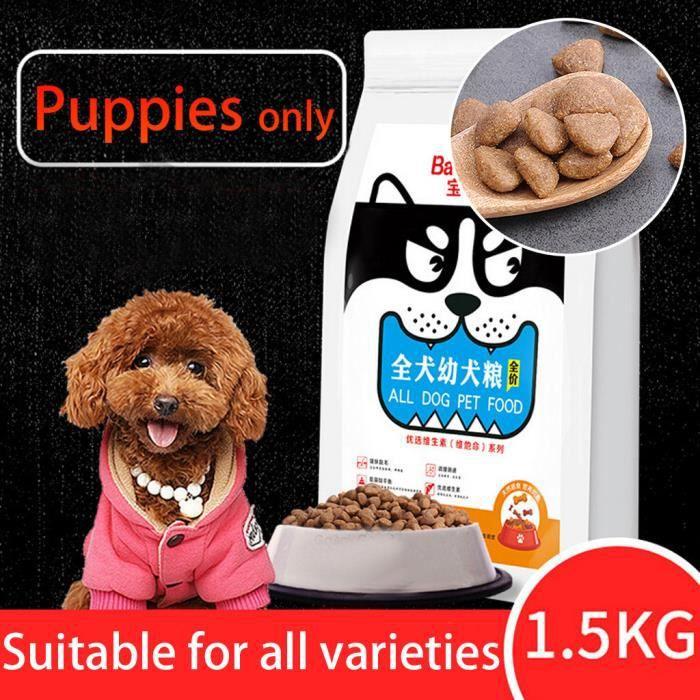General Dry Dog Food Protéine Brute De Boeuf Séché 1,5 Kg Qxh91219083